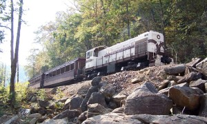 Big South Fork Scenic Railroad
