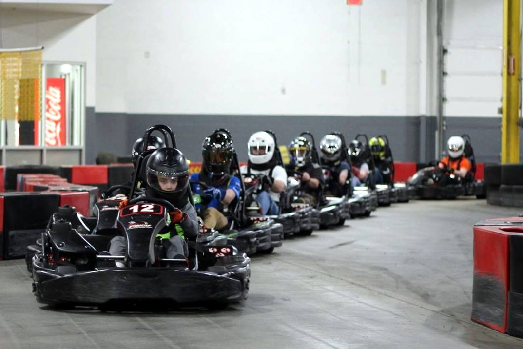 Full Throttle Indoor Karting Cincinnati